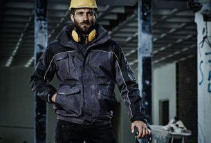 Zaščita pri delu - delovna jakna
