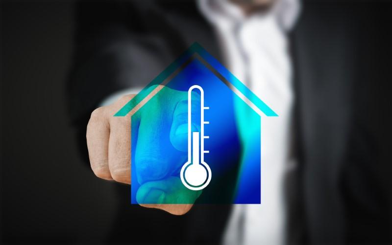Toplotna črpalka omogoča da je dom vedno ogrevan